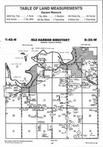Map Image 031, Mille Lacs County 2000